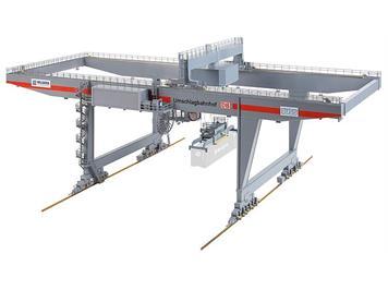 Faller 120290 Containerbrücke HO
