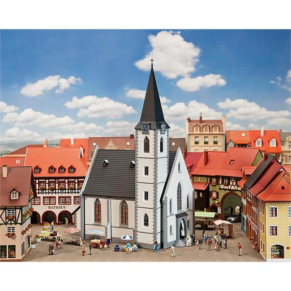Faller 130490 Kleinstadtkirche HO