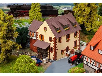 Faller 130586 Burgmühle, H0 1:87