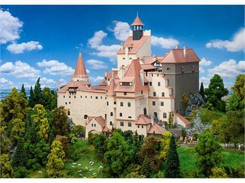 Faller 130820 Schloss Bran - NEUHEIT 2021 - »75 Jahre FALLER«, H0 1:87