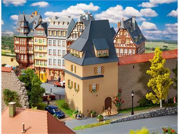 Faller 130821 Historisches Stadthaus, H0 1:87