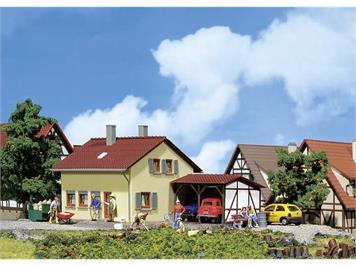 Faller 131503 Siedlerhaus Anbau, H0 1:87