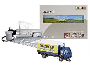 Faller 162007 Car System Start-Set MB SK Dachser N
