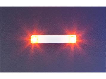 Faller 163764 Blinkelektronik, 15,7 mm, orange