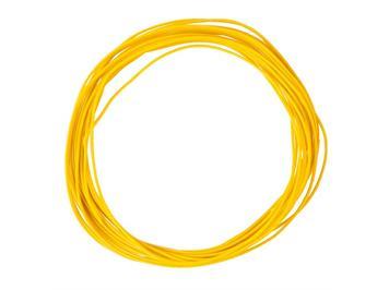 Faller 163785 Litze 0,04 mm², gelb, 10 m