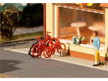 Faller 180901 8 Fahrräder, H0 (1:87)