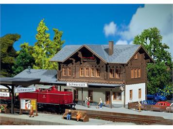 "Faller 212108 Bahnhof ""Schwarzach"" N"