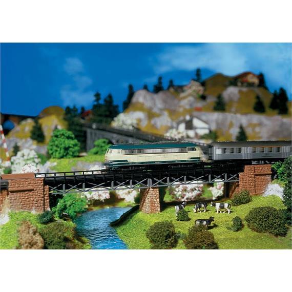 Faller 222550 Brückenkopf Spur N