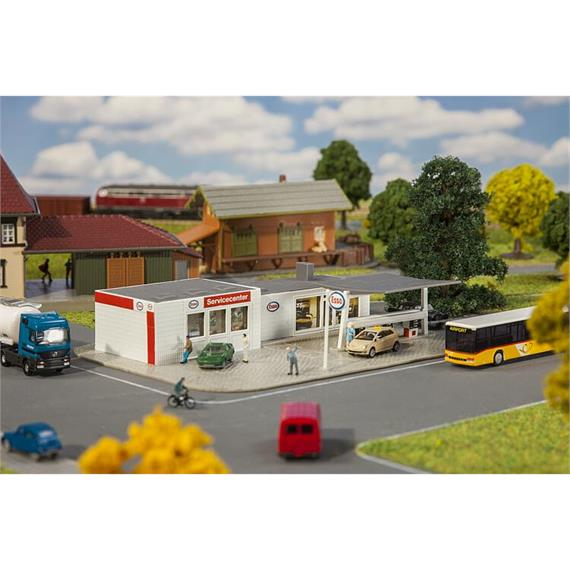 Faller 232551 Tankstelle, N 1:160