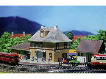 Faller 232571 Bahnhof Waldkirch, N 1:160
