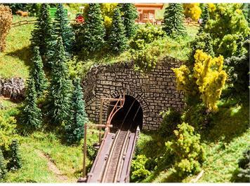 Faller 272654 Dekorplatte Tunnelportale Land N