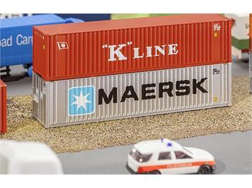 """Faller 272821 40' Hi-CubeContainer """"Maersk"""" N"""
