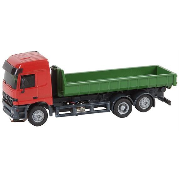 Faller CSYS 161481 LKW MB Actros L'02 Abrollconteiner HO