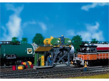 Faller Dieselloktankstelle Spur H0
