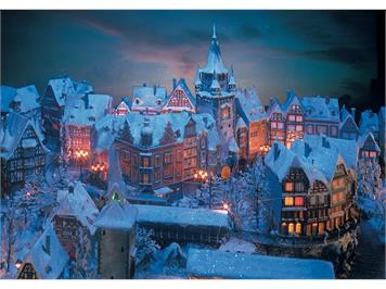 Faller Winter-Set