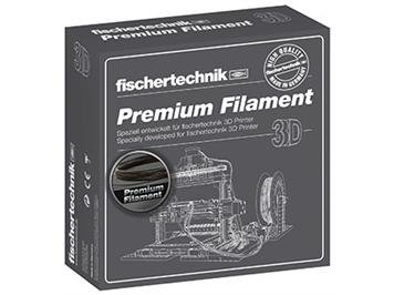 Fischertechnik 539138 Filament 500 gr. Spule SCHWARZ