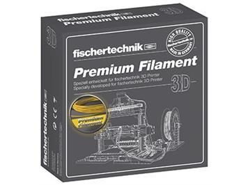 Fischertechnik 539144 Filament 500 gr. Spule GELB