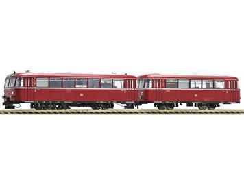 Fleischmann 481376 Dieseltriebzug VT 95 + Beiwagen DC