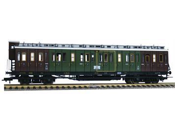 Fleischmann 568901 Abteilwagen 4achsig 1./2./3. Klasse