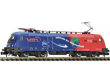 """Fleischmann 731190 Elektrolokomotive 1116 168-6 im """"VEGA-Design"""", ÖBB DCC/Sound N"""
