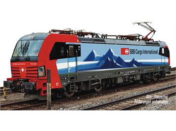 "Fleischmann 739304 Elektrolokomotive Vectron 193 478 ""Gottardo"", SBB Cargo International N"