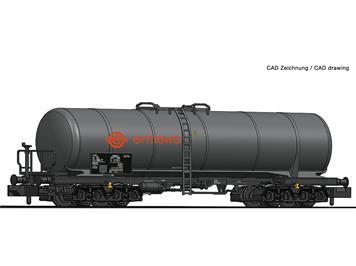 Fleischmann 825811 Kesselwagen, Gattung Uahs, der Ermewa, SNCB, N (1:160)
