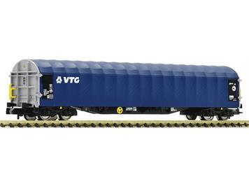 Fleischmann 837712 Schiebeplanenwagen, Gattung Rilns, der VTG, N (1:160)