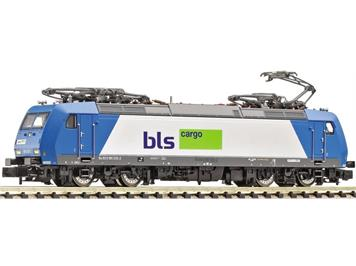 "Fleischmann Elektrolok BR 185 BLS ""Angel Train Cargo"""