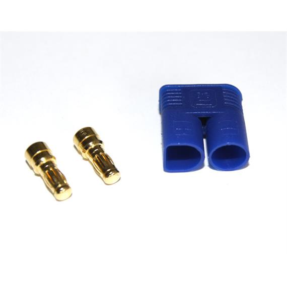 Hacker 23004100 EC3-Goldstecker-Set 3,5 mm