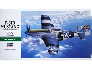 Hasegawa P-51D Mustang