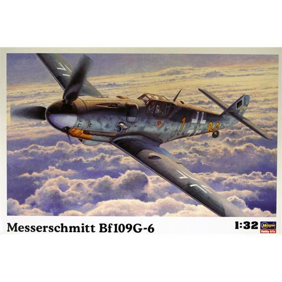Hasegawa St.17 Messerschmitt Bf 109G-6