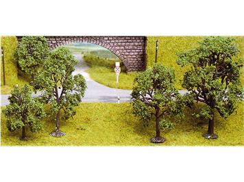 HEKI 1531 5 Bäume Bausatz mit HEKI-Flor 5 - 12 cm