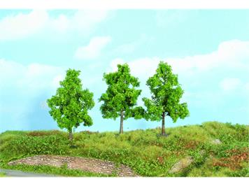 Heki 19100 3 Obstbäume 12 cm