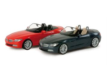 Herpa 024204 BMW 2 4 Roadster std.