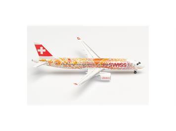 Herpa 562713 Swiss International Air Lines Airbus