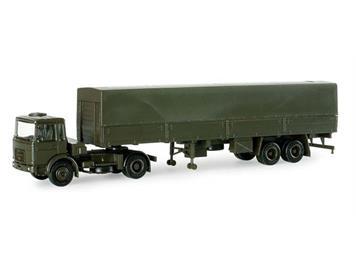 Herpa/Minitanks MAN Sattelzug 4x4 15t BW