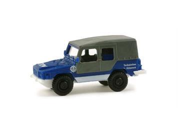 Herpa/Minitanks VW-Iltis THW