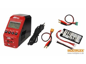 Hitec 114131 Multicharger X1 RED