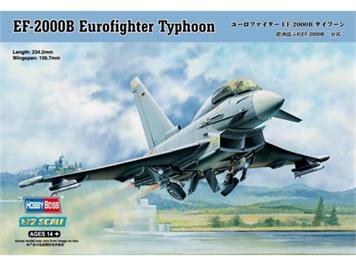 Hobby Boss 80265 Eurofighter EF-2000B Typhoon