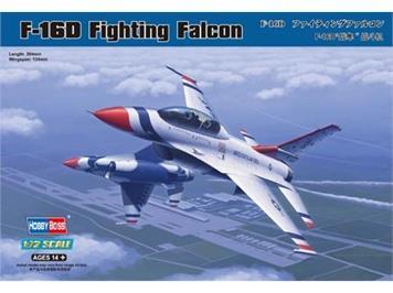"""Hobby Boss 80275 General Dynamics F-16D Falcon """"Thunderbirds"""""""