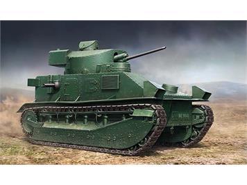 Hobby Boss 83881 Vickers Medium Tank MK II im Maßstab 1:35
