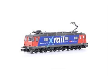 "Hobbytrain 10176 Elektrolok SBB Re 620 X-Rail ""Linthal"", N (1:160)"