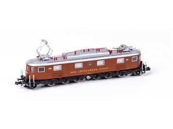 Hobbytrain 10182 Elektrolok BLS Ae 6/8 Nr. 205 mit 2 Stromabnehmern N