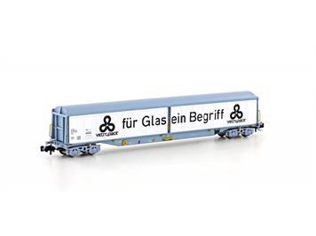 Hobbytrain 23472 Schiebewandwagen Habils SBB / Vetropack, Ep.IV-V, N
