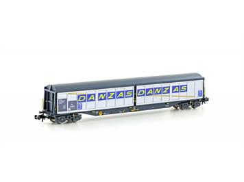 Hobbytrain 23473 Schiebewandwagen Habils SBB / DANZAS, Ep.IV-V, N
