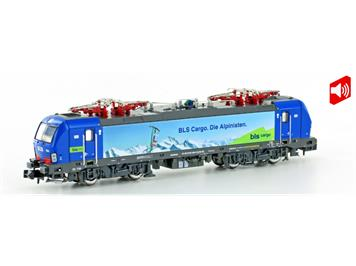 Hobbytrain 2998S E-Lok Re 475 Vectron BLS Hupac digital mit Sound N