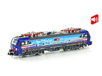 Hobbytrain 3014S Vectron SBB Cargo Holland Piercer, digital mit Sound