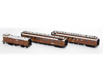 Hobbytrain H44015 CIWL Wien-Nizza-Cannes Express Set H0 3-teilig DC/Gleichstrom