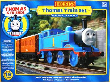 Hornby Thomas & Friends Passenger Set