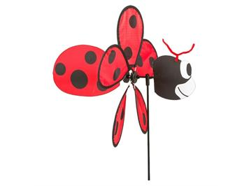 Invento HQ 100754 Spin Critter Ladybug
